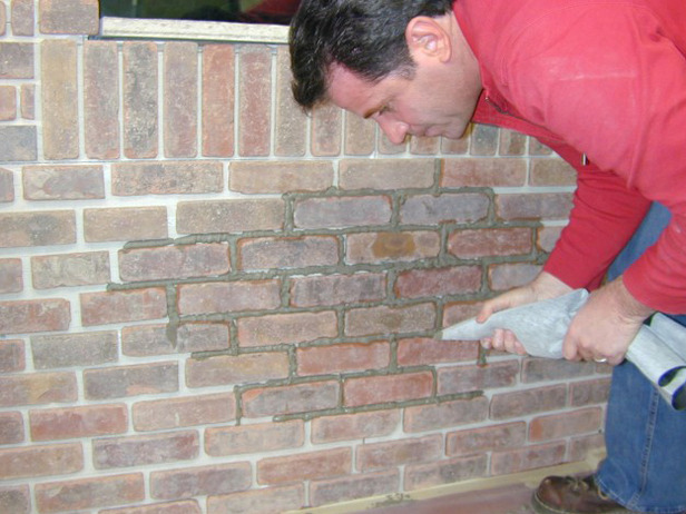 grouting brick