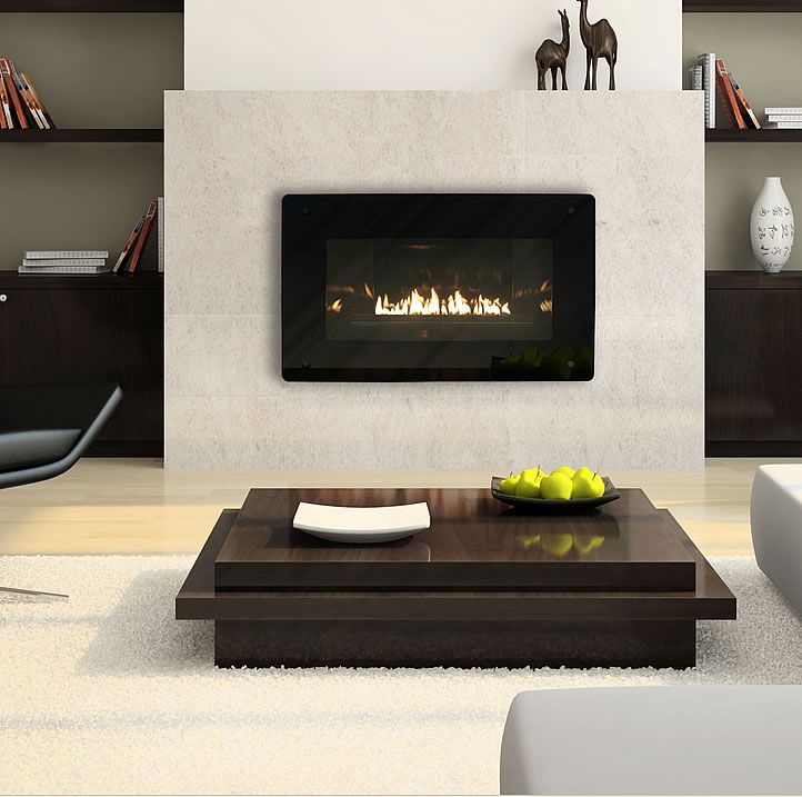 empire-loft-fireplace Ventless gas ... - Gas Fireplaces - Ferriers Hardware