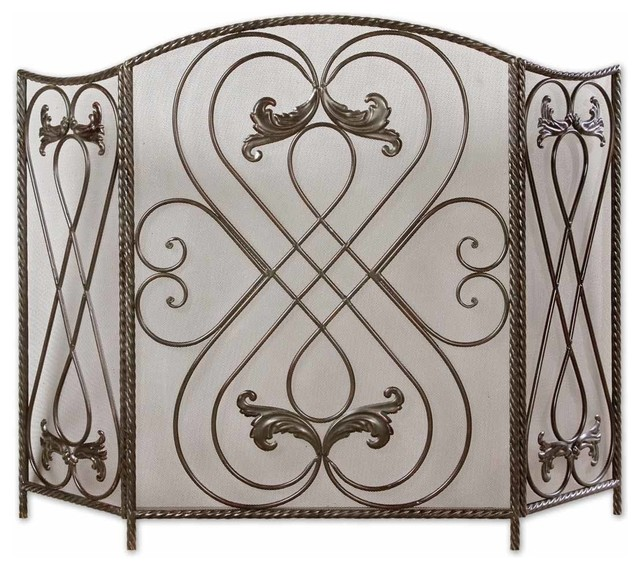 traditional-fireplace-screen